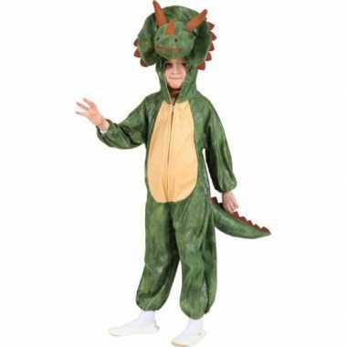 Kinder verkleedkleren dinosaurus