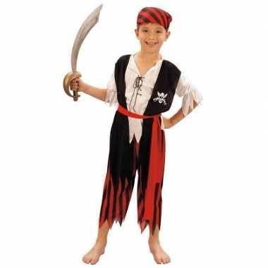 Kinder verkleedkleren piraat