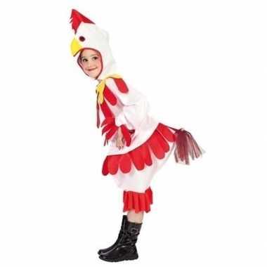 Kip/haan verkleedkleren voor kinderen