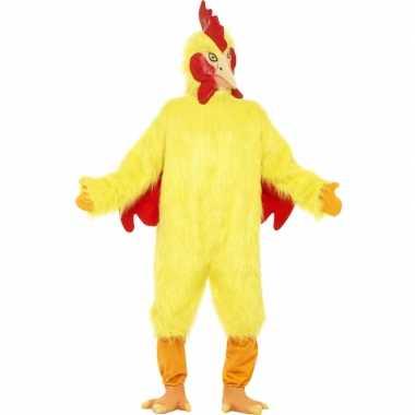 Kippen verkleedkleren voor volwassenen