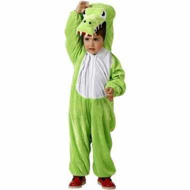 Krokodil croco verkleedkleren voor kinderen