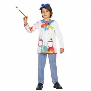 Kunstschilder verkleedkleren picassio voor kinderen