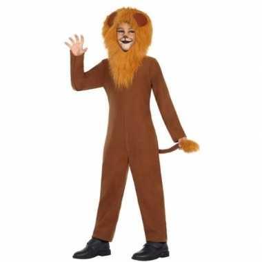 Leeuw leo verkleedkleren voor kinderen