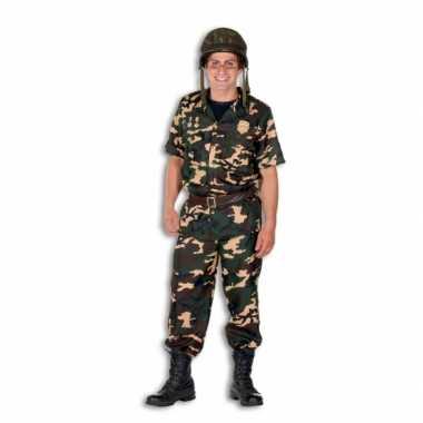 Leger verkleedkleren voor mannen