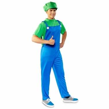 Luigi heren verkleedkleren