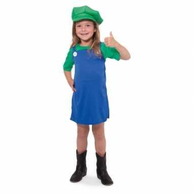 Luigi meisjes verkleedkleren