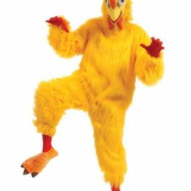 Luxe dieren verkleedkleren kip