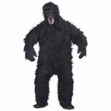 Luxe gorilla pak/verkleedkleren voor volwassenen