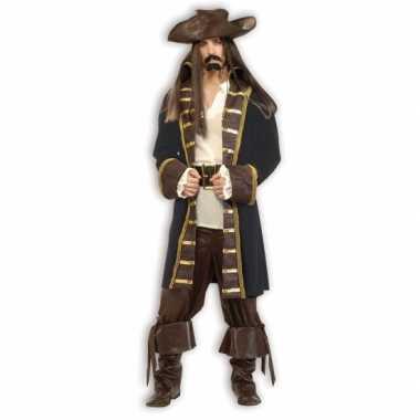 Luxe piraat verkleedkleren jack