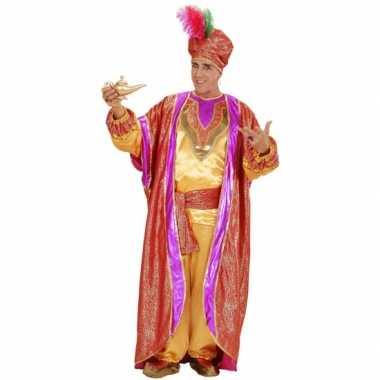 Luxe sultan verkleedkleren voor heren