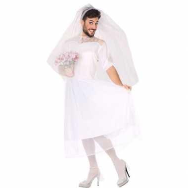 Man bruid fun verkleedkleren voor heren