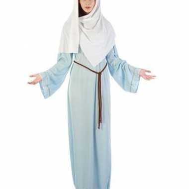 Maria verkleedkleren met hoofddoek