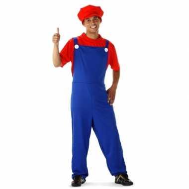 Mario heren verkleedkleren