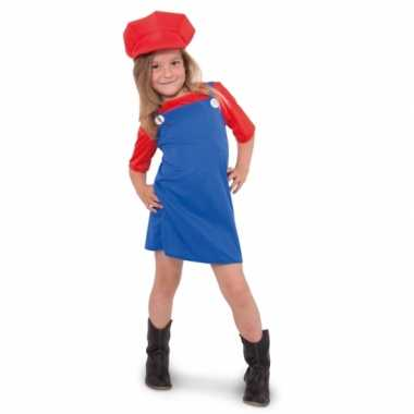Mario meisjes verkleedkleren