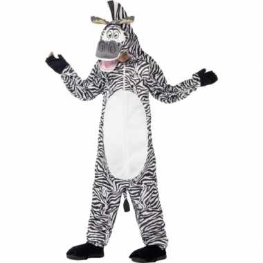 Marty de zebra verkleedkleren voor kinderen