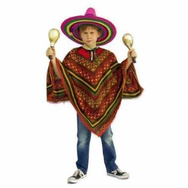 Mexicaanse verkleedkleren voor kinderen