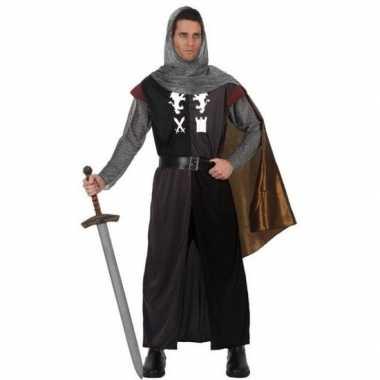 Middeleeuws ridder verkleedkleren voor heren