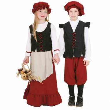 Middeleeuws verkleedkleren voor jongens