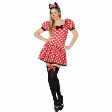 Muis/mouse verkleedkleren/jurk voor dames