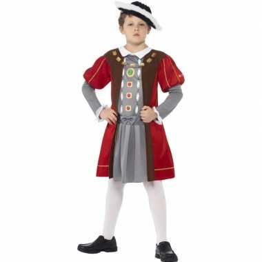 Musketier verkleedkleren voor jongens