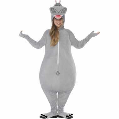 Nijlpaard gloria verkleedkleren voor kinderen