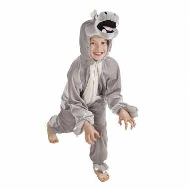 Nijlpaard verkleedkleren voor kinderen