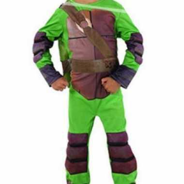 Ninja turtle verkleedkleren voor jongens