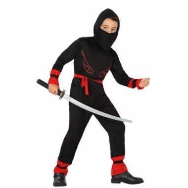 Ninja verkleedkleren jongens