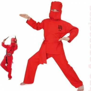 Ninja verkleedkleren voor kinderen