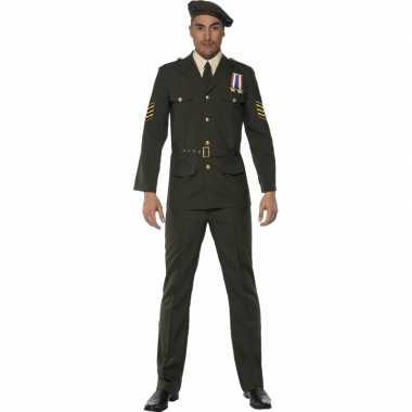 Oorlog officier verkleedkleren