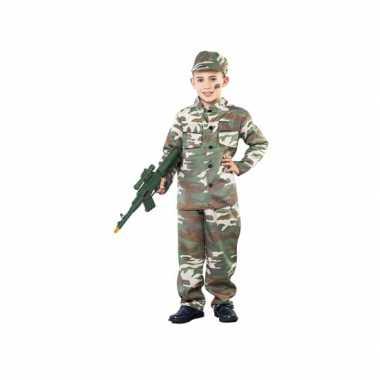 Oorlogje spelen verkleedkleren voor jongens