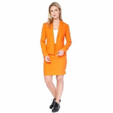 Oranje dames verkleedkleren
