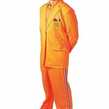 Oranje verkleedkleren bobo
