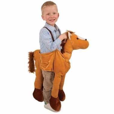 Paarden instap verkleedkleren voor kids