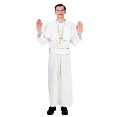 Paus verkleedkleren voor volwassenen