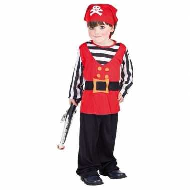 Peuter piraten verkleedkleren