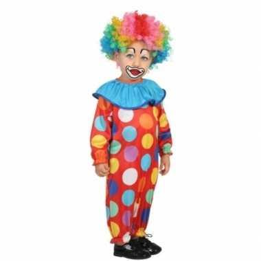 Peuter verkleedkleren clown