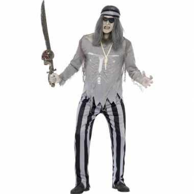 Piraat geest verkleedkleren voor heren