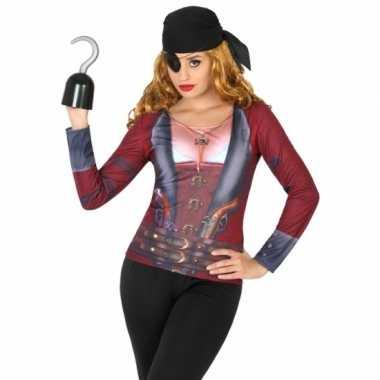 Piraat verkleedkleren voor dames