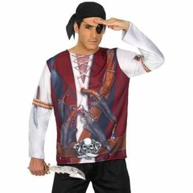 Piraat verkleedkleren voor heren