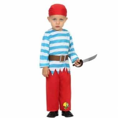 Piraten verkleedkleren peuters