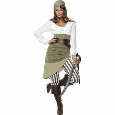 Piraten verkleedkleren voor dames