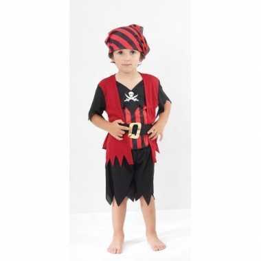 Piraten verkleedkleren voor kinderen