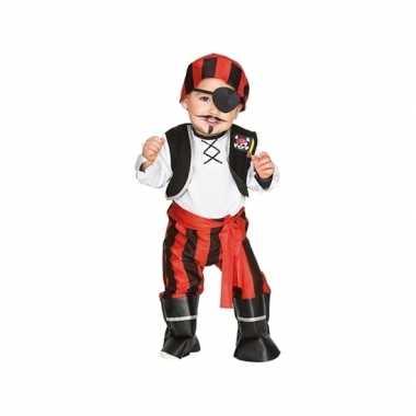 Piraten verkleedkleren voor peuters