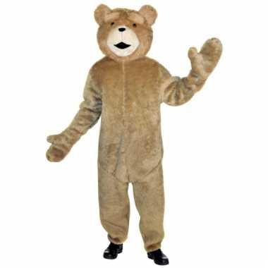 Pluche beren verkleedkleren ted