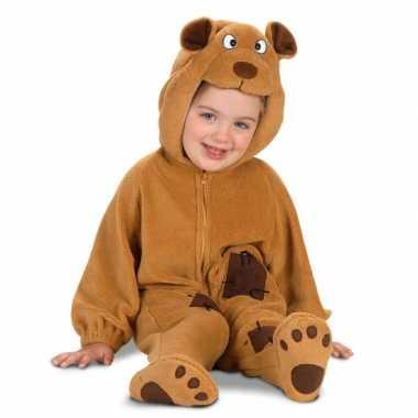 Pluche beren verkleedkleren voor babys