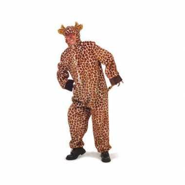 Pluche giraffe verkleedkleren