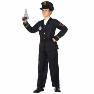 Politie agent pak / verkleedkleren voor jongens