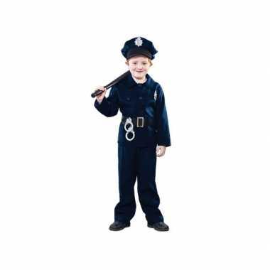 Politie agent verkleedkleren voor kinderen