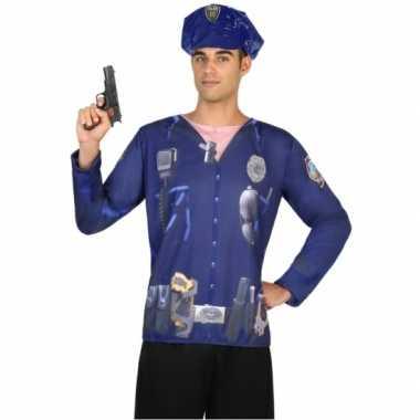 Politie verkleedkleren voor heren